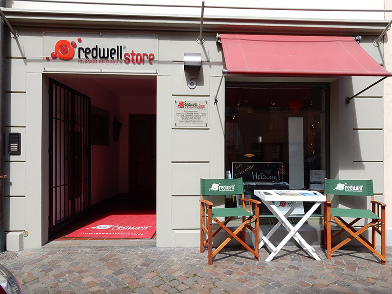 Redwell Bodensee - Unser Store