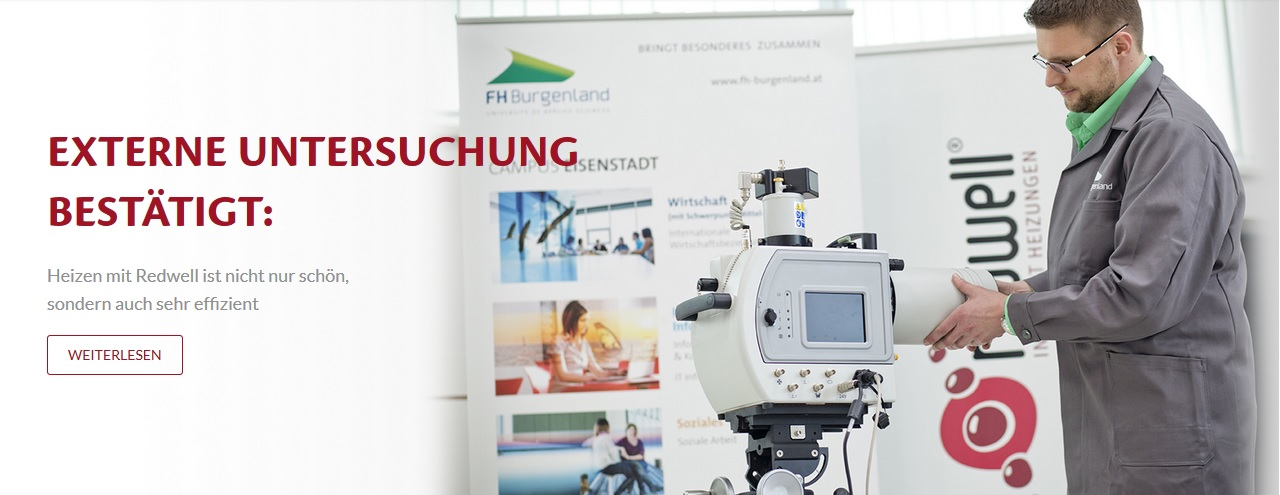 Spektroradiometer Burgenland